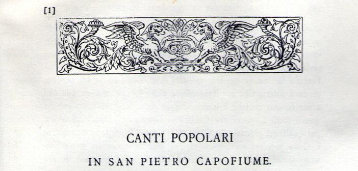 Severino Ferrari da San Pietro Capofiume